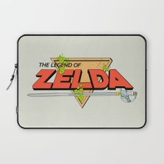 The Legend of Zelda Logo Laptop Sleeve