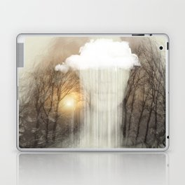 Raining Tears Laptop & iPad Skin