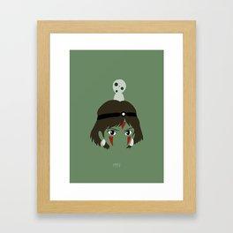 MZK - 1997 Framed Art Print