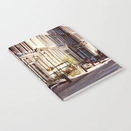 Street corner Notebook