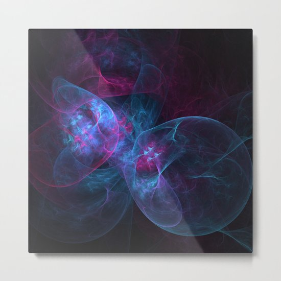Ethereal One Metal Print