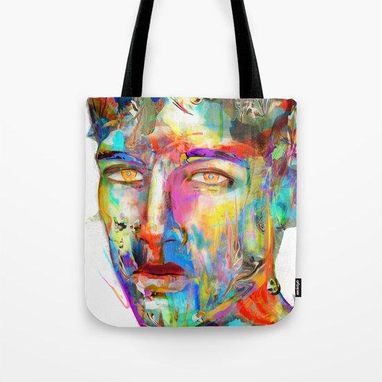 Unaffected Tote Bag