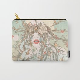 A Natural View (Life Before My Eyes) Carry-All Pouch