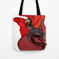 spawn Tote Bags featuring Medieval Spawn by Robert Cooper