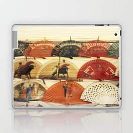 Spanish Scratched Fans Laptop & iPad Skin