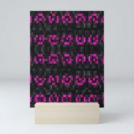 Pattern 859340 Mini Art Print