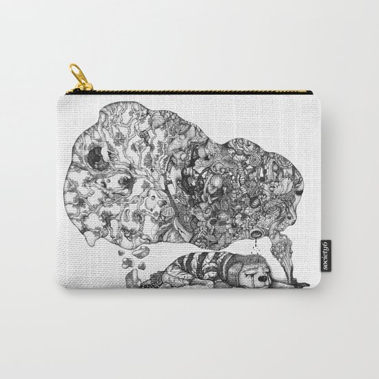 Love is a Dream Carry-All Pouch