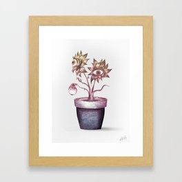 They See You... Framed Art Print
