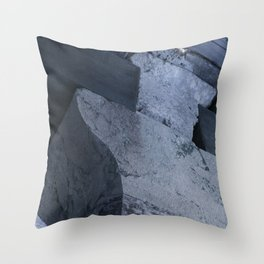 Structural element from ancient greece architecture Throw Pillow