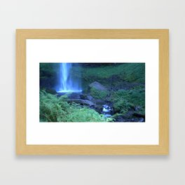 Latourell Falls I Framed Art Print