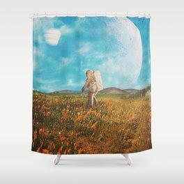 Landloping Shower Curtain