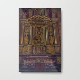 Pope Saint John Paul. Metal Print