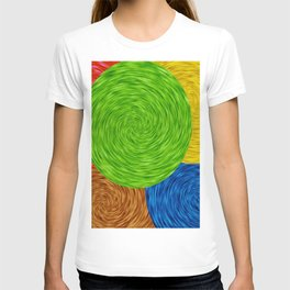 Twirling Colors T-shirt
