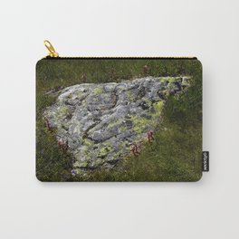 STONES LICHEN NUGGET Carry-All Pouch