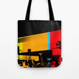 Aberration Station Tote Bag