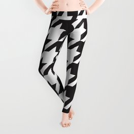 Houndstooth Retro #77 Leggings