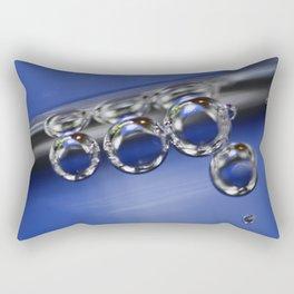 Carbon dioxide Rectangular Pillow