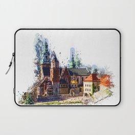 Cracow Wawel Castel Laptop Sleeve