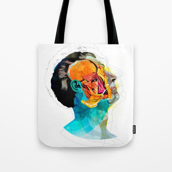 Anatomy [Ellis+Ford] Tote Bag