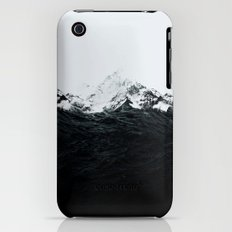 Those waves were like mountains Slim Case iPhone (3g, 3gs)