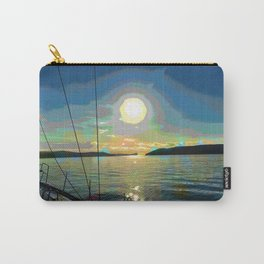 Sunrise on Pittwater Carry-All Pouch