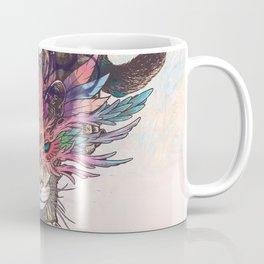 Journeying Spirit (Mountain Lion) Coffee Mug
