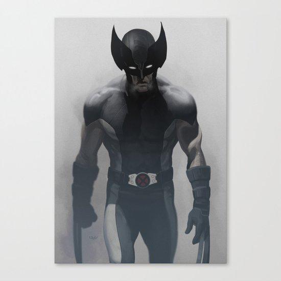 Wolverine X Force Canvas Print