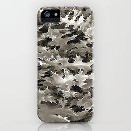 Cineraria iPhone Case