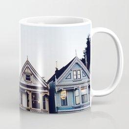 Moonlit Painted Ladies Coffee Mug