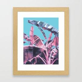 Candy Jungle Framed Art Print