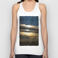 all seeing eye Tank Tops featuring All-Seeing Eye by GLR67