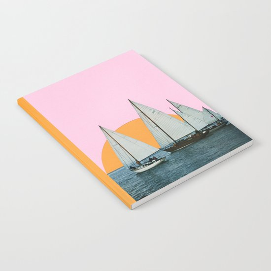 Into the Sunset Notebook
