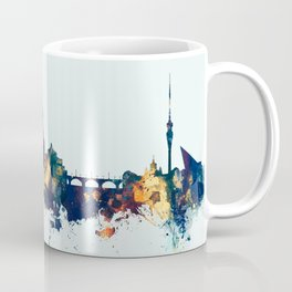 Dresden Germany Skyline Coffee Mug