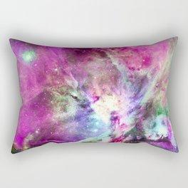 NEBULA ORION HEAVENLY CELESTIAL MIRACLE Rectangular Pillow