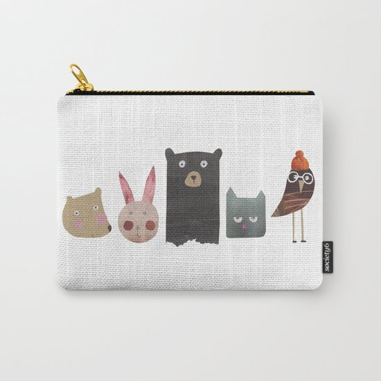 Animal love Carry-All Pouch