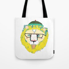 Mr Lion Tote Bag