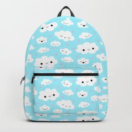 Happy Clouds in the Sky Backpack