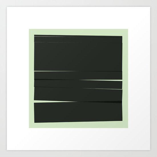 #46 Movement – Geometry Daily Art Print