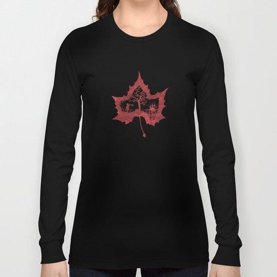 A Fall Story Long Sleeve T-shirt