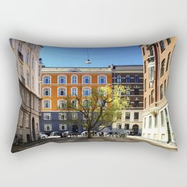 Nature will always find a way Rectangular Pillow