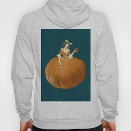 Lady Pumpkin for Halloween Hoody