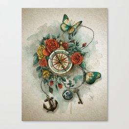 to guide you home Canvas Print
