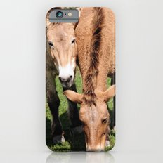 Przewalski Horses Slim Case iPhone 6s