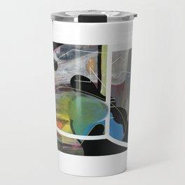 200% (oil on canvas) Travel Mug
