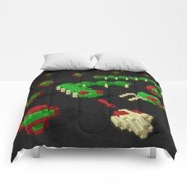 Inside Centipede Comforters