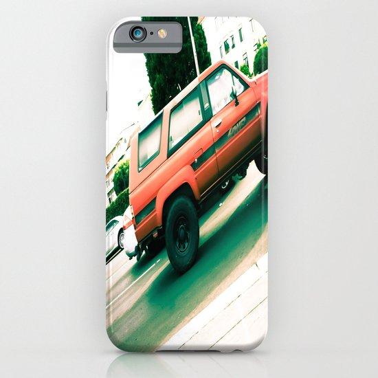 Vroom iPhone & iPod Case