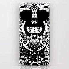 Nevaeh iPhone & iPod Skin