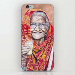 Beauty Is... iPhone Skin
