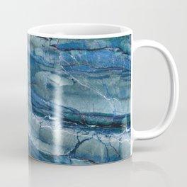 Ocean Depths Blue Marble Coffee Mug