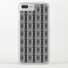 Interference2 - Optical Series 00 Clear iPhone Case